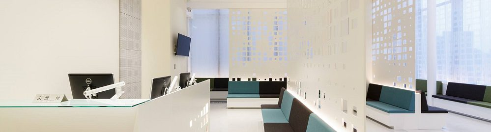 AGA治療専門クリニック 銀座総合美容クリニック 院内写真